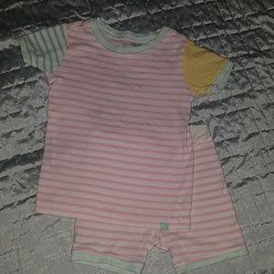 Baby Gap girls pajamas